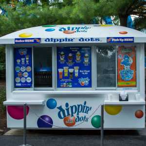 Dippin Dots Tidal Force