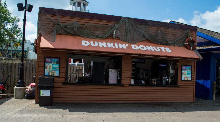 Dunkin Donuts coffee, breakfast sandwiches and more