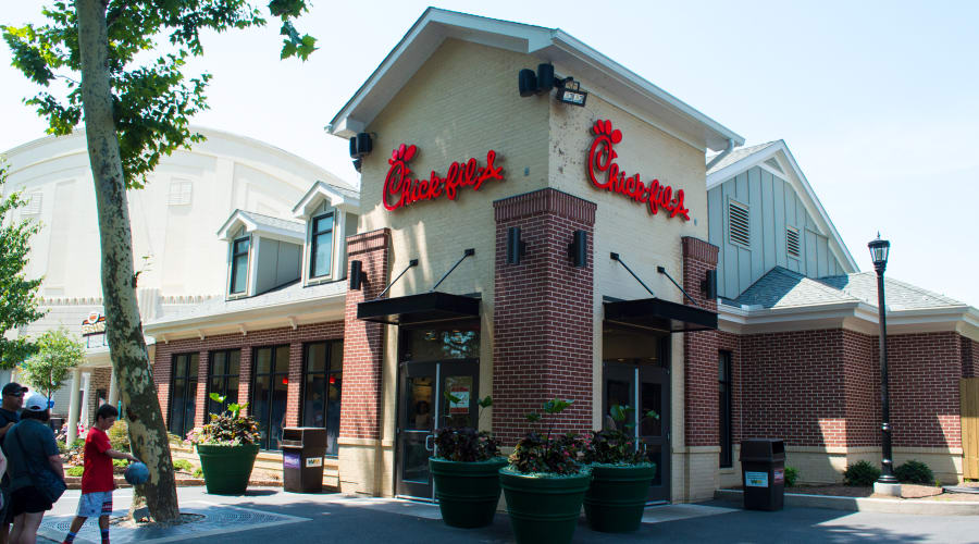 Chick-fil-A® is serving up delicious handcrafted favorites for lunch and dinner