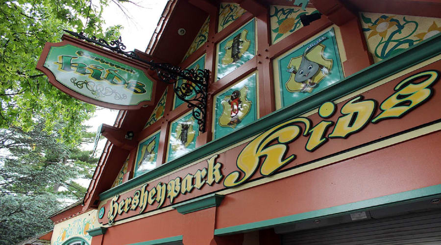 Hersheypark Kids Shop