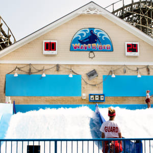 waverider water attraction at hersheypark