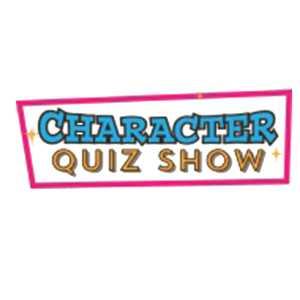 character quiz show