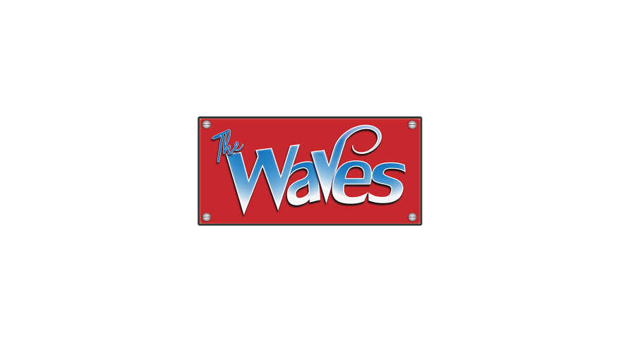 the waves logo